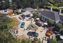 Bentley Mulliner at Monterey Car Week