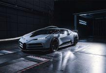 Bugatti Centodieci Successfully Completes Wind Tunnel Tests