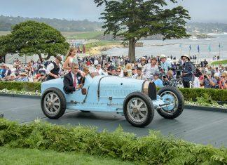 Bugatti Monterey Car Week History