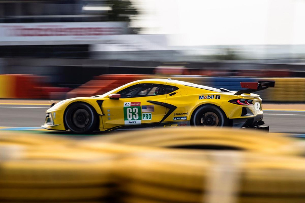 Corvette Racing Keen to Renew Le Mans Love Affair After Missing Last Year's Iconic 24-Hour Race