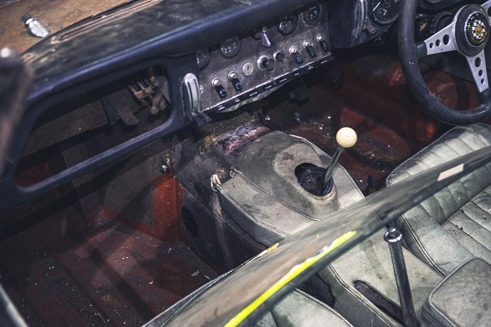 E-Type UK to methodically restore iconic Series 1 4.2 E-type Roadster