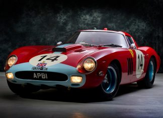 Two legendary GTOs will be on display during Salon Privé Week, 1-5 September