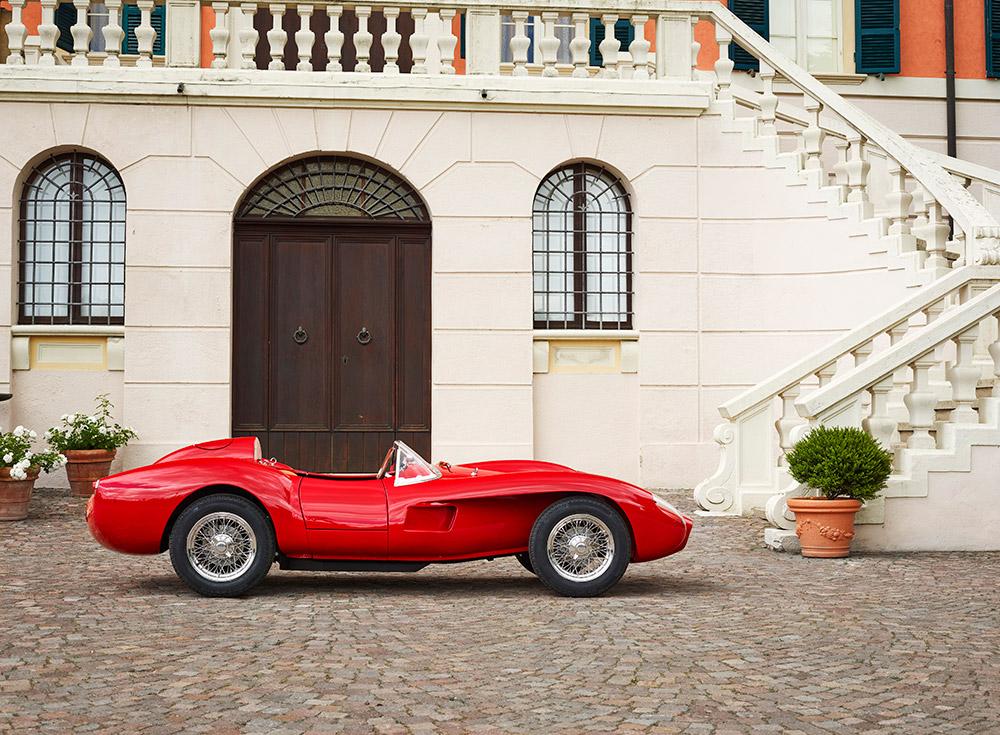 Testa Rossa J scale replica of the 1957 250 Testa Rossa