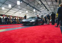 First Acura NSX Type S Sells for over $1 Million at Mecum Auction During Monterey Car Week