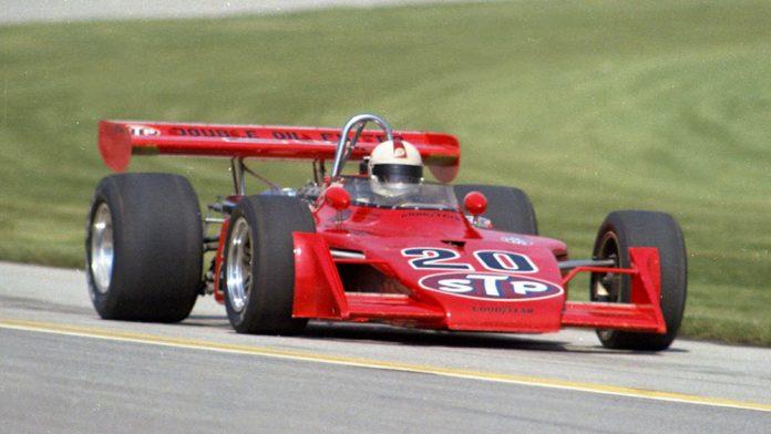 Historic Indy Cars Exhibition at Rolex Monterey Motorsports Reunion