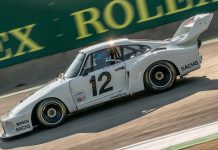 Historic Sportscar Racing (HSR) Off and Running as New Sanctioning Body of the Rolex Monterey Motorsports Reunion