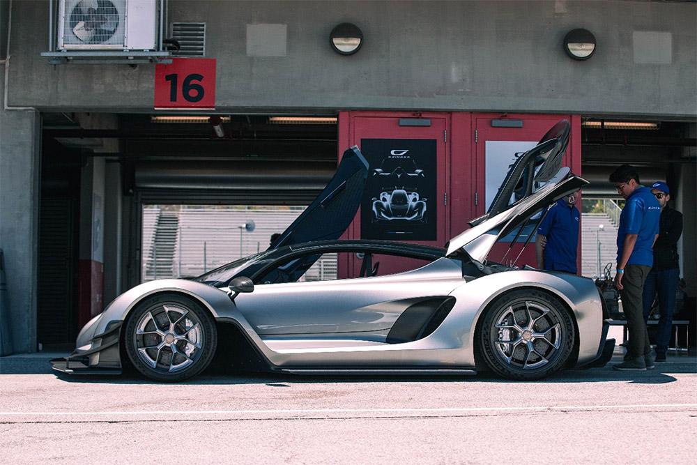 Hypercar Invitational at Weathertech Raceway Laguna Seca