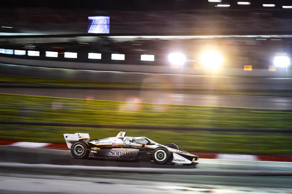 Josef Newgarden Wins Bommarito Automotive Group 500