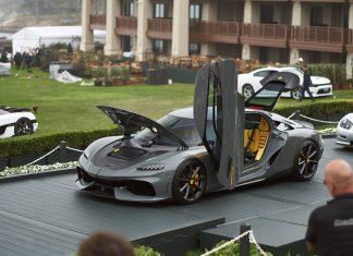 Koenigsegg Shakes Up Monterey Car Week