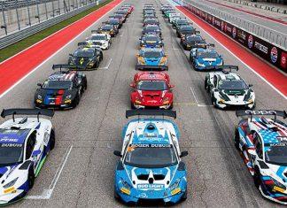 Lamborghini Super Trofeo North America 100th Race