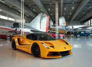 Lotus returns to Monterey Car Week