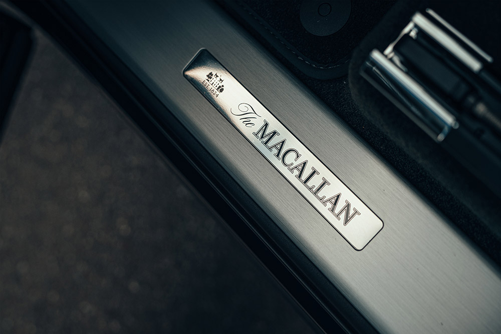 Bentley delivers Bentayga Hybrid for The Macallan Estate