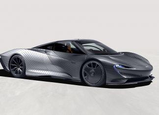 McLaren Beverly Hills Albert Speedtail Commission