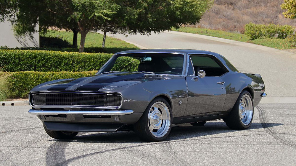 Mecum Auctions Dallas Muscle Car Auction