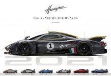 Pagani Huayra Celebrates Tenth Anniversary at Monterey Car Week 2021