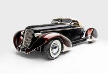 Petersen Automotive Museum to showcase Metallica front man James Hetfield's custom car collection at The Quail, A Motorsports Gathering