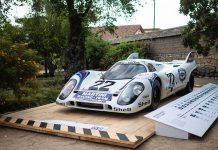 Porsche 917 KH Monterey Car Week