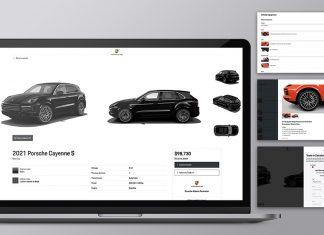 Porsche Finder U.S. Inventory
