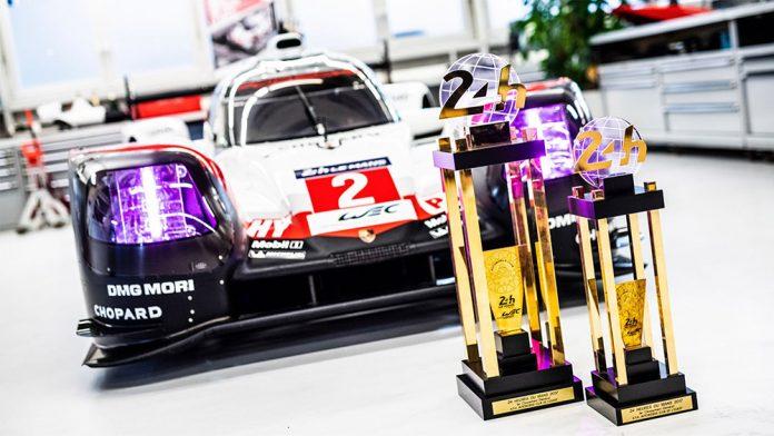 Porsche 2017 Le Mans 24 Victory Story