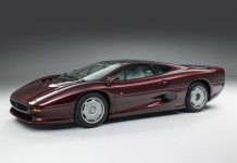 1993 Jaguar XJ220 new world auction record Bonhams Goodwood Revival Sale