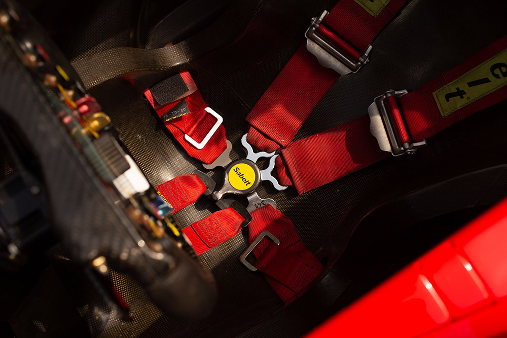 2003 Ferrari F2003 Formula 1 Show Car Offered at RM Sotheby's London Auction