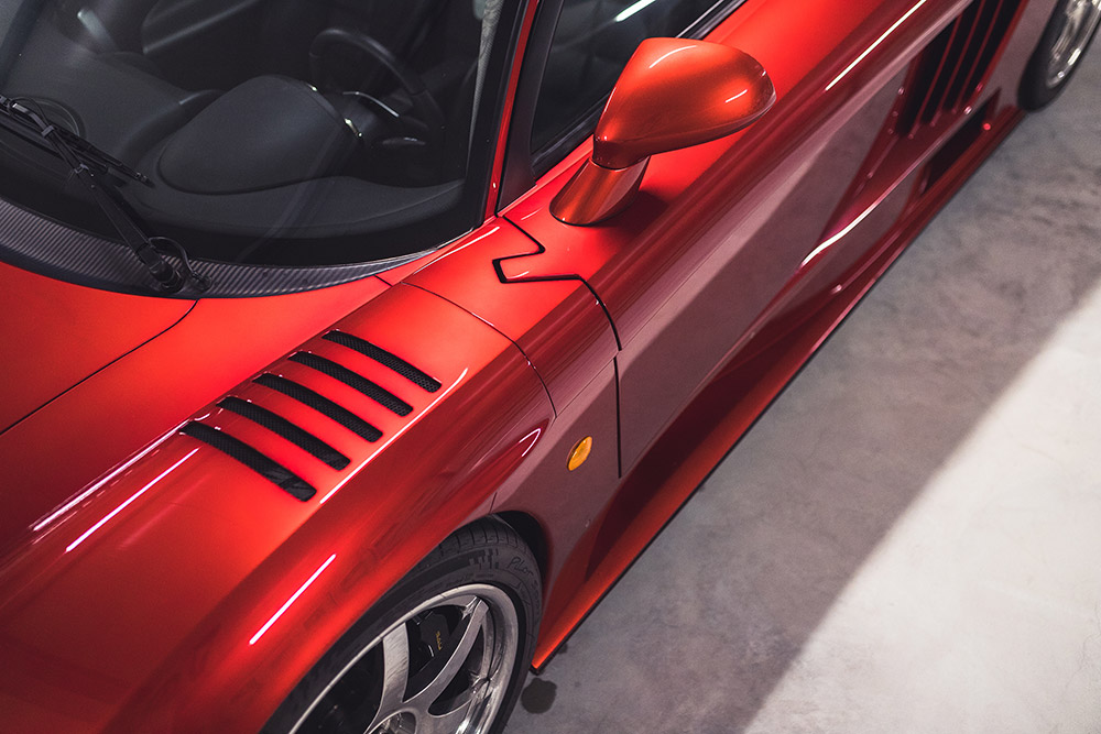 2005 Saleen S7 Twin Turbo at RM Sotheby's St. Moritz Auction