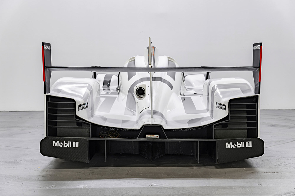2014 Porsche 919 Hybrid Scale Model at RM Sothebys Miami Auction