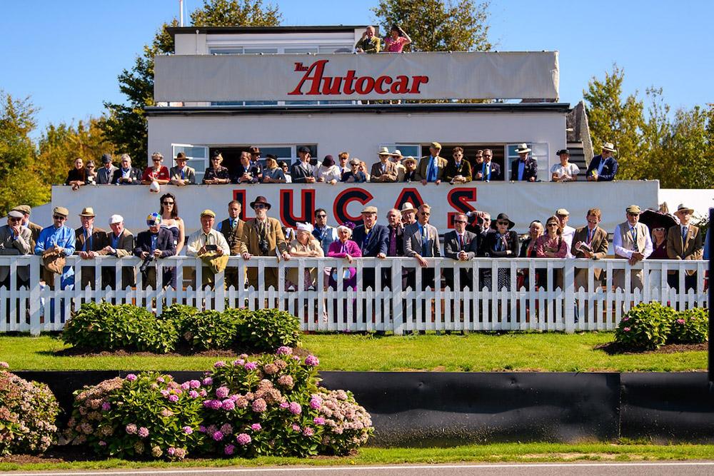 2021 Goodwood Revival Motoring Heritage