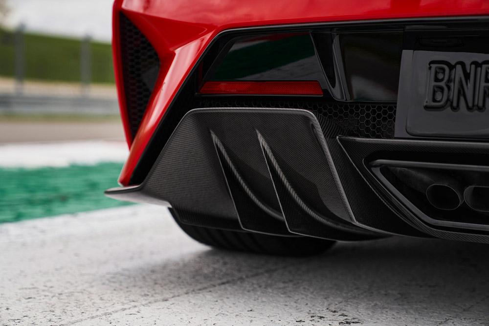 2022 Acura NSX Type S Supercar Development
