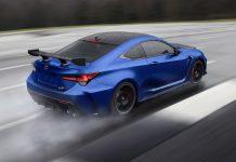 2022 Lexus RC F Fuji Speedway Edition