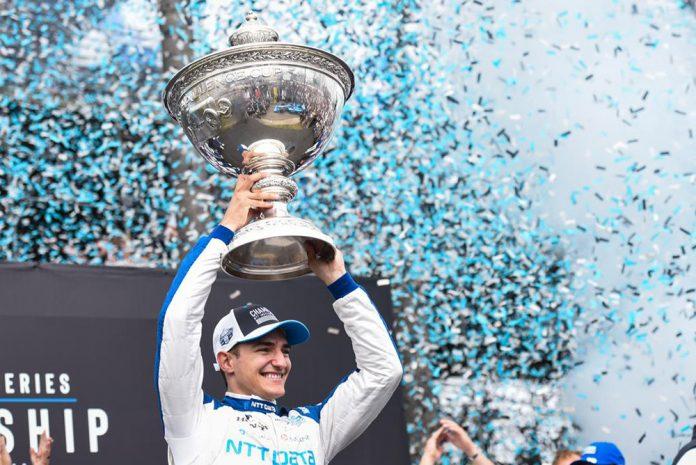 Alex Palou Wins 2021 INDYCAR Championship, while Colton Herta wins Long Beach Grand Prix