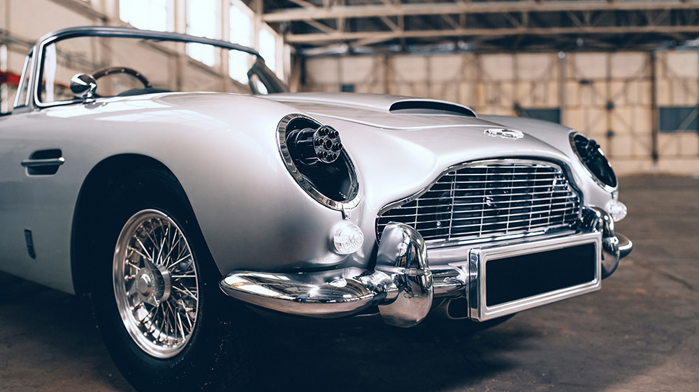 Aston Martin DB5 Junior No Time To Die Edition Little Car Company