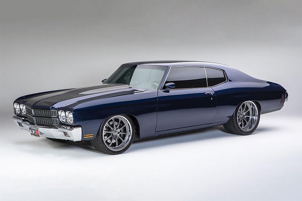 Barrett-Jackson Houston Chevrolet Resto Mods