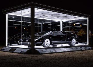 Canonball Run 1979 Lamborghini Countach LP 400 S Historically Significant