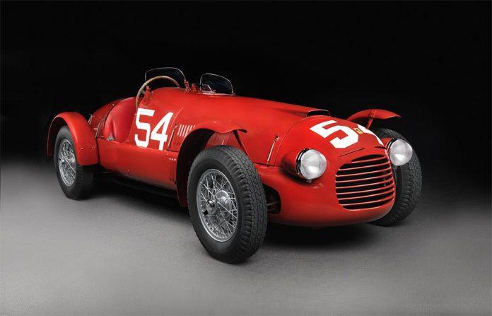 Chattanooga Motorcar Festival Ferrari Collection
