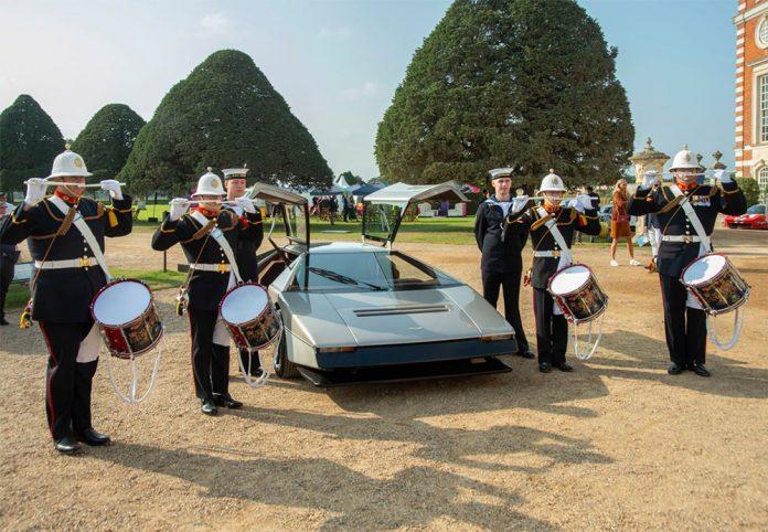 Classic Motor Cars Aston Martin Bulldog Unveiled