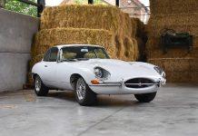 E-Type UK fully restores iconic Series 1 FHC Jaguar E-type