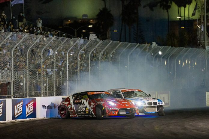 Formula Drift Long Beach Grand Prix Results