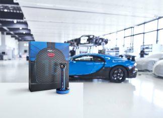 Gillette Bugatti Heated Razor
