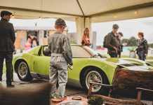 Hagerty at the 2021 Goodwood Revival