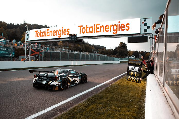 Iron Lynx Le Mans Cup GT3 team championship winners