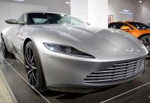Vehicles from James Bond Films at the Petersen Automotive Museum