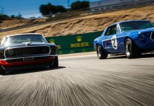 Monterey Motorsports Reunion Named a Finalist for Motorsport Event of the Year