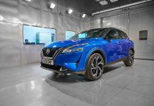 Nissan Qashqai new-car smell