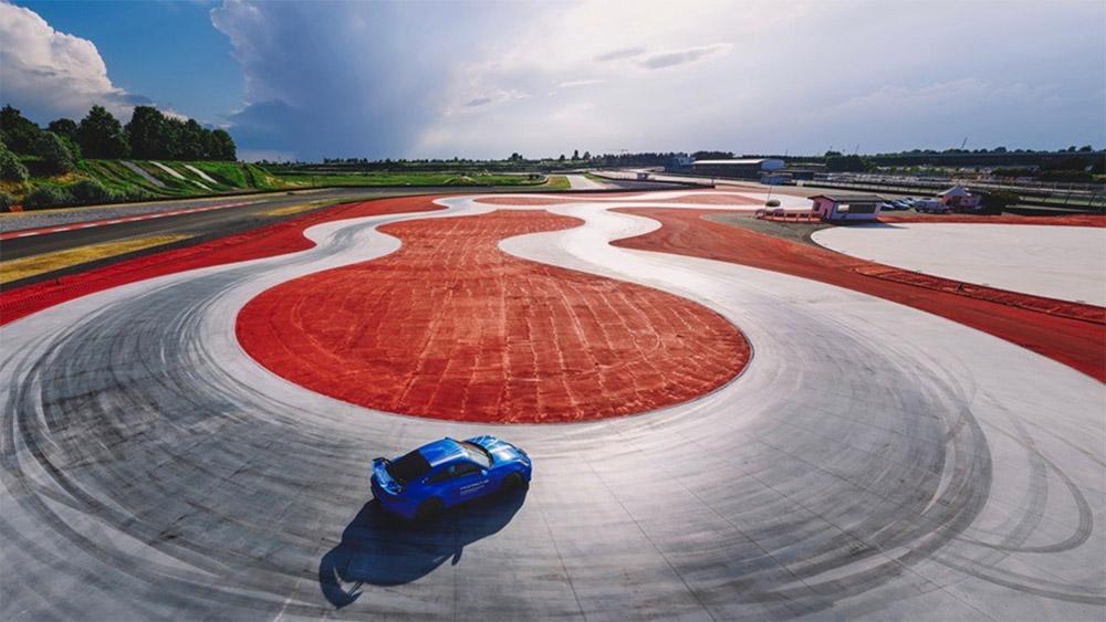 Porsche Experience Center Franciacorta Italy
