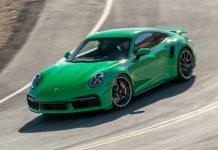 Porsche J.D Power Award
