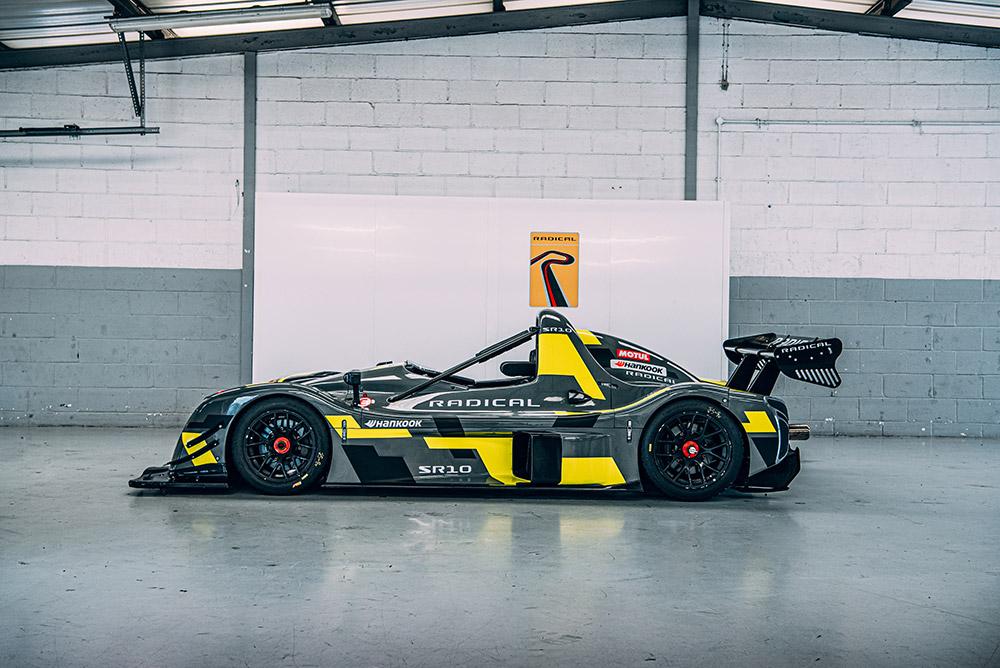 Radical Sportscar SR10