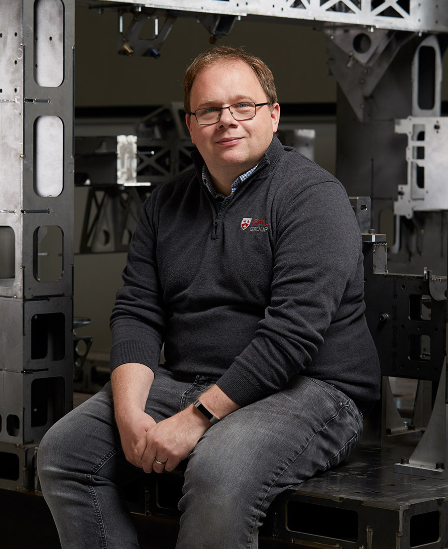 RML Short Wheelbase Production