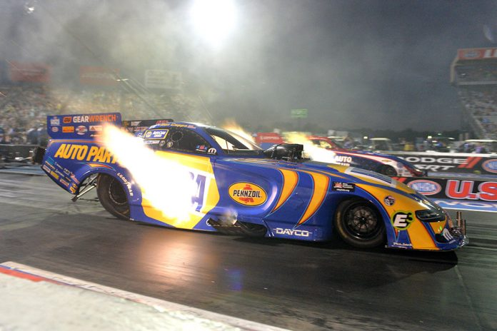 Ron Capps Runner Up NHRA US Nationals