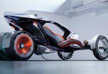 SAIC Design R RYZR EV Concept